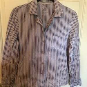 VS Cottongame Long Sleeve Sleep Shirt
